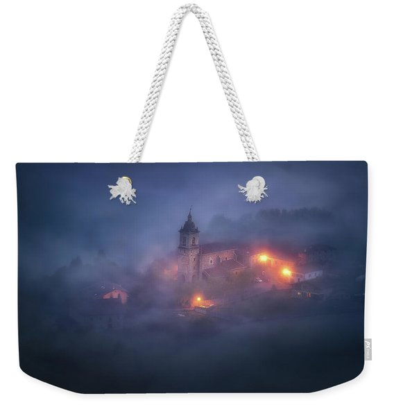 Forgotten Realms Weekender Tote Bag