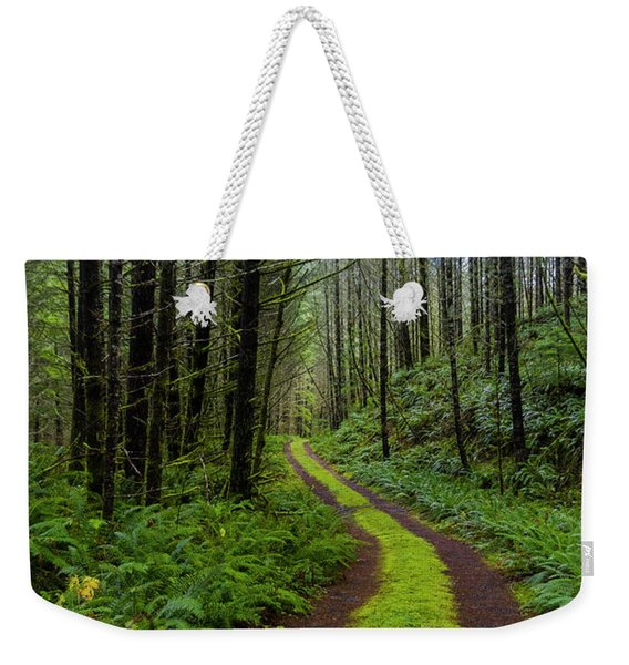 Forgotten Roads Weekender Tote Bag