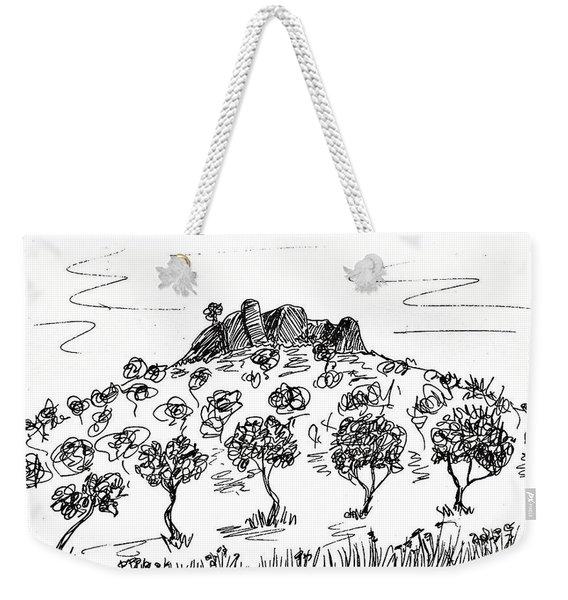 Fornes Weekender Tote Bag