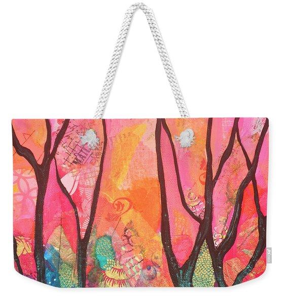 Forrest Energy II Weekender Tote Bag