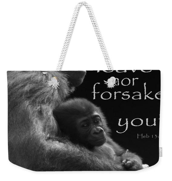 Forsake 11x14 Weekender Tote Bag