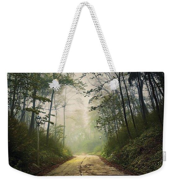 Forsaken Road Weekender Tote Bag