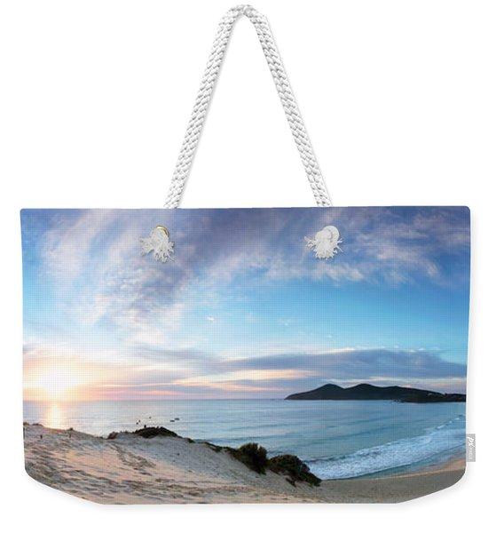 Forster One Mile Beach Weekender Tote Bag