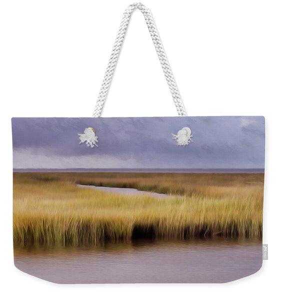 Forsythe By The Sea Weekender Tote Bag