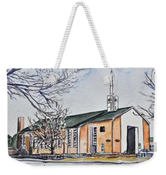 Soldier's Memorial Chapel Weekender Tote Bag