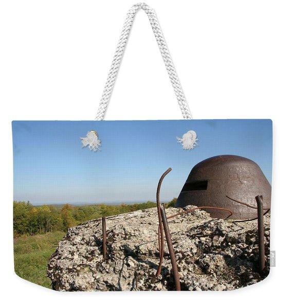 Fort De Douaumont - Verdun Weekender Tote Bag