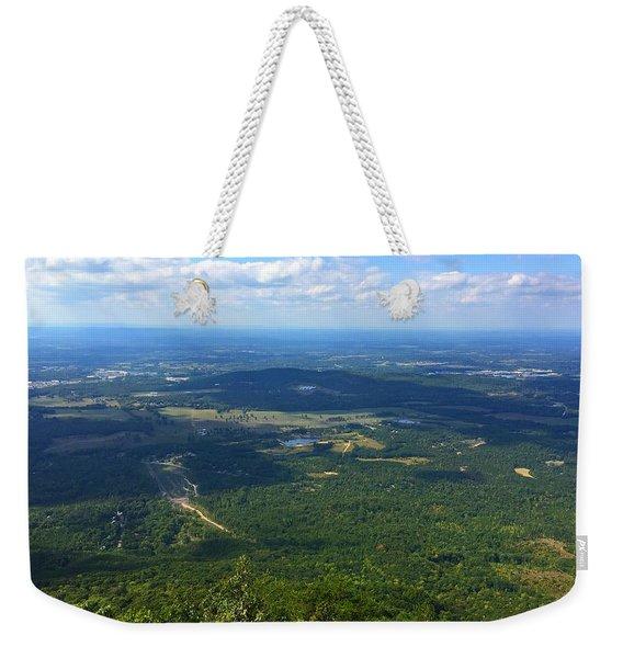 Fort Mountain Weekender Tote Bag