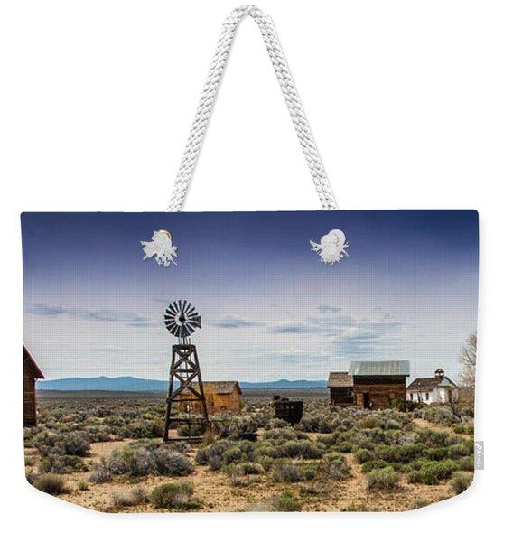 Fort Rock Museum Weekender Tote Bag