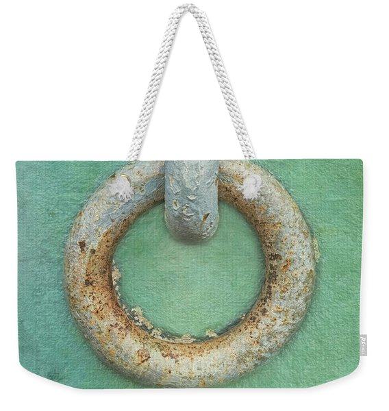 Fort Taber Ring Weekender Tote Bag