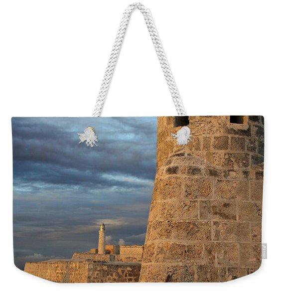 Fortress Havana Weekender Tote Bag