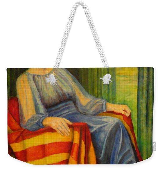 Fortuna Weekender Tote Bag