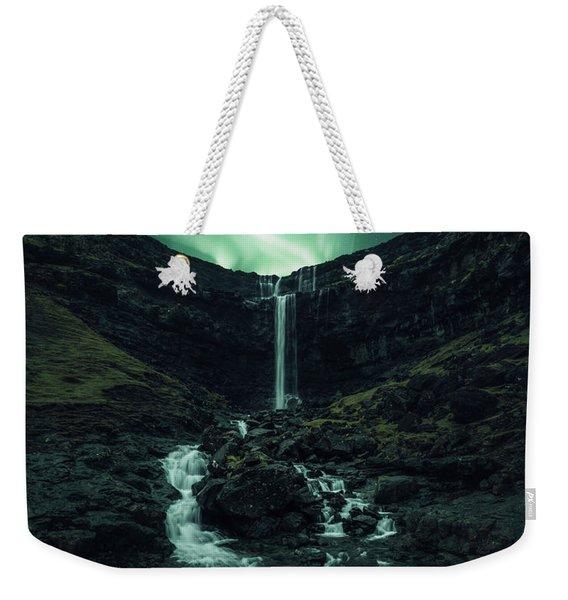Fossa Fantasy Weekender Tote Bag