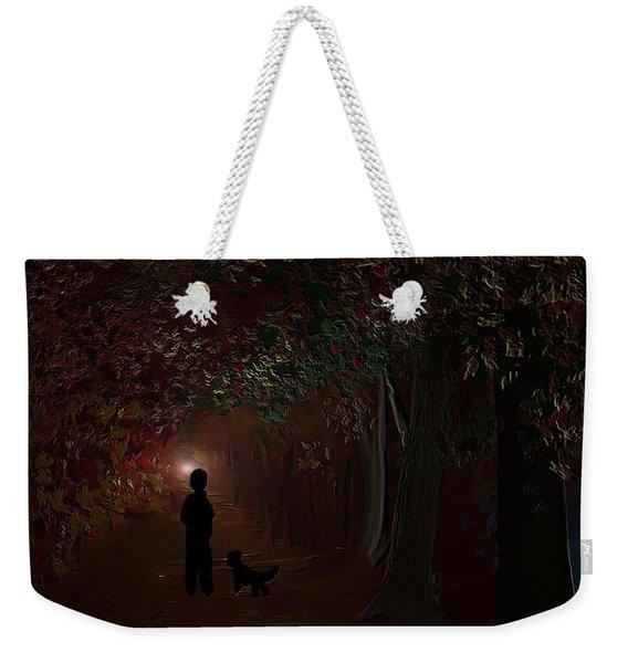 Found Weekender Tote Bag
