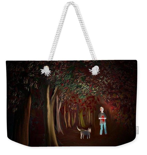 Found II Weekender Tote Bag