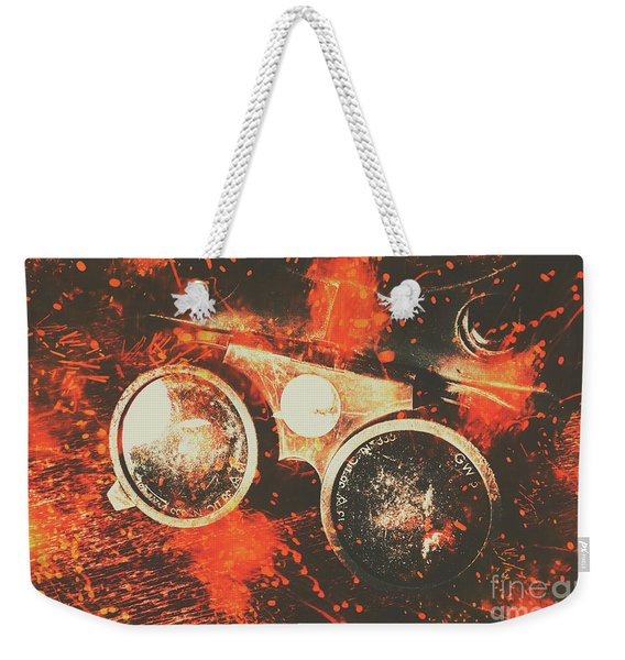 Foundry Formations Weekender Tote Bag