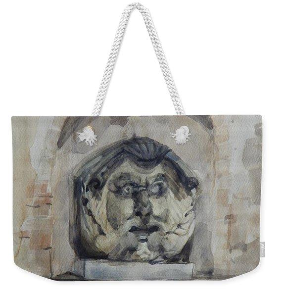Fountain In Rome Weekender Tote Bag