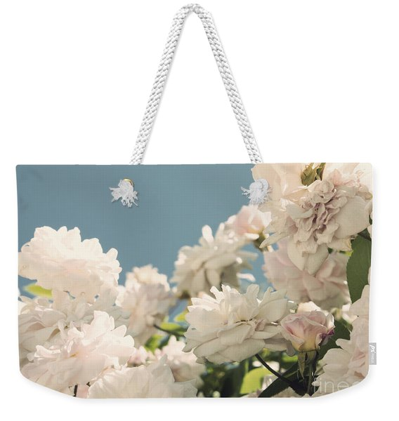Fountains Of Roses Weekender Tote Bag