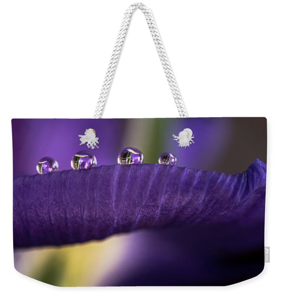 Four Drops Weekender Tote Bag