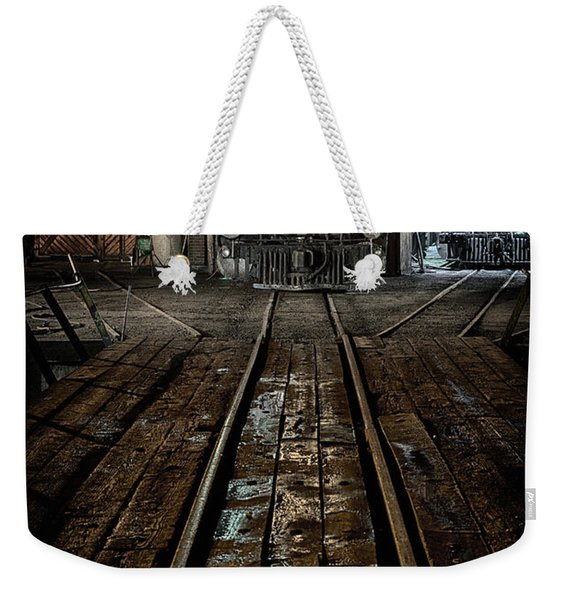 Four-eighty-two Weekender Tote Bag