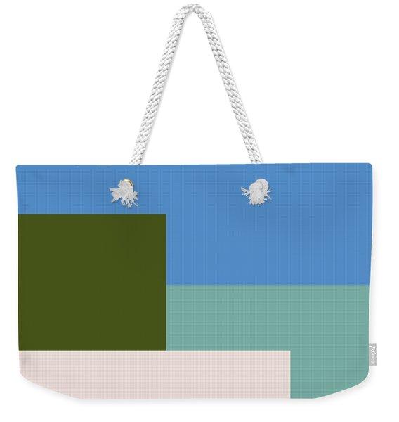 Four Elements Weekender Tote Bag