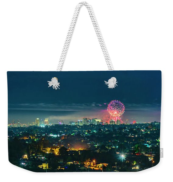 Four For The Fourth Weekender Tote Bag