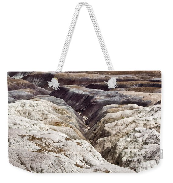 Four Million Geologic Years Weekender Tote Bag