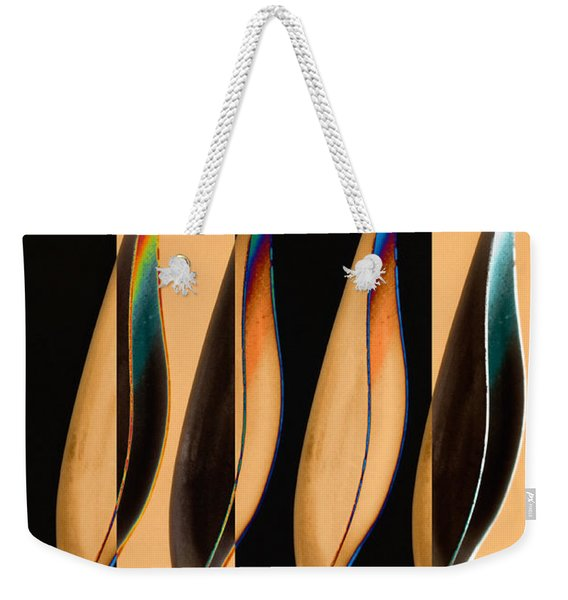 Four Pen Nibs Weekender Tote Bag