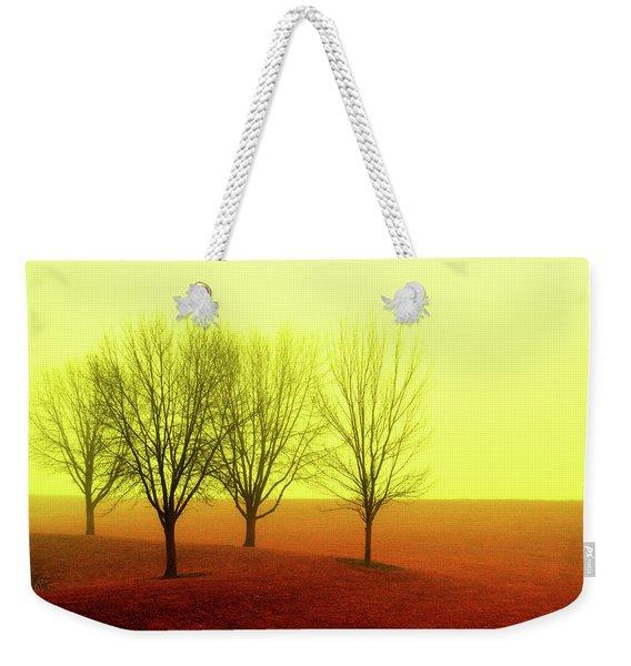 Four Trees Weekender Tote Bag