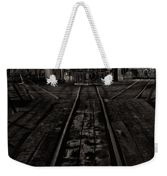 Foureightytwo B And W Version Weekender Tote Bag