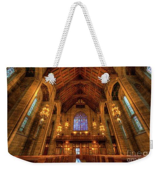 Fourth Presbyterian Church Chicago IIi Weekender Tote Bag