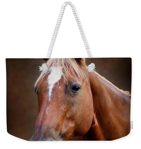Fox - Quarter Horse Weekender Tote Bag