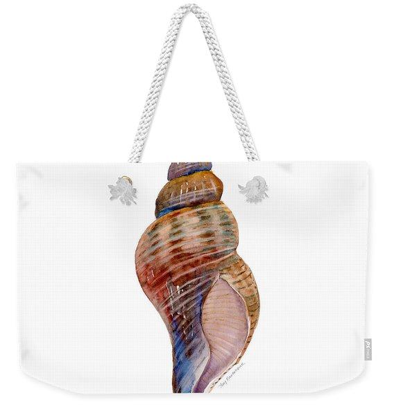 Fox Shell Weekender Tote Bag