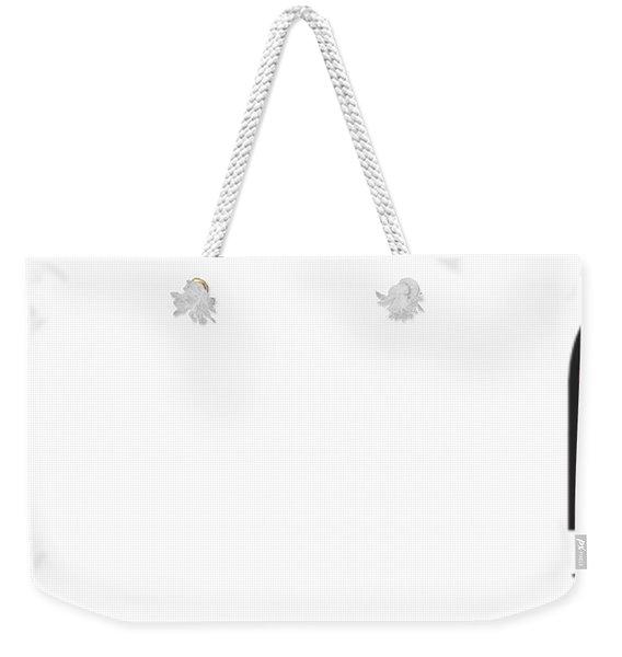 Foxtail Logo Weekender Tote Bag
