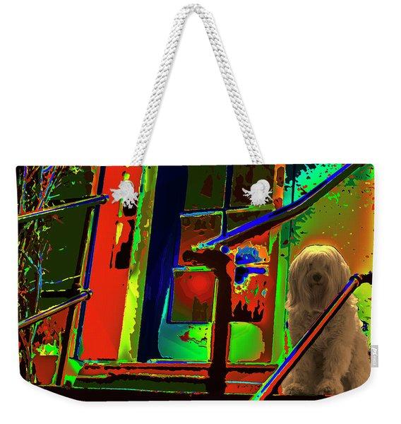 Foxy Roxy Weekender Tote Bag
