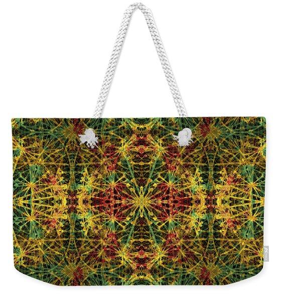 Fractal Anomaly 5 Weekender Tote Bag