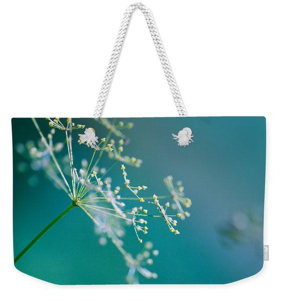 Fragile Dill Umbels Weekender Tote Bag