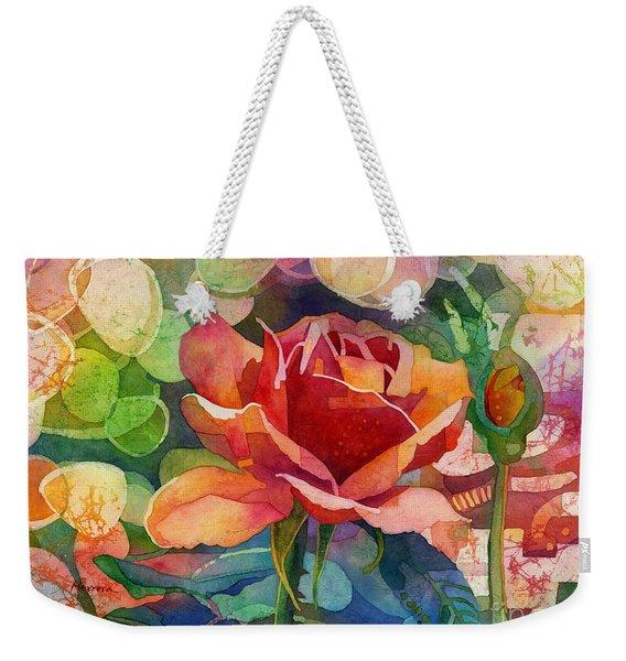 Fragrant Roses Weekender Tote Bag