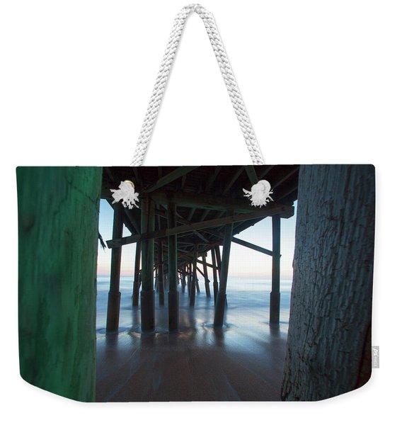Framed In The Shadows Weekender Tote Bag