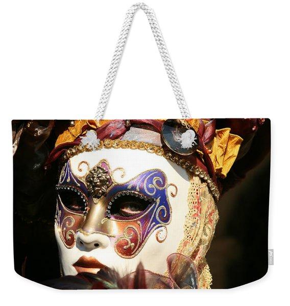 Francine - Over The Shoulder Weekender Tote Bag