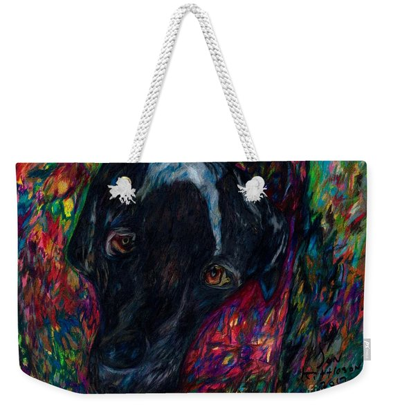 Francis Weekender Tote Bag