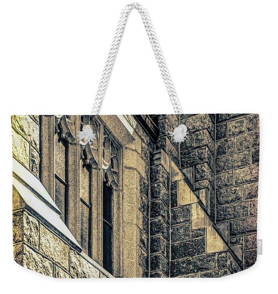Franco Center Lewiston Maine Weekender Tote Bag