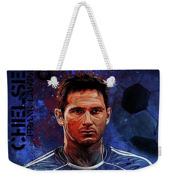Frank Lampard  Weekender Tote Bag