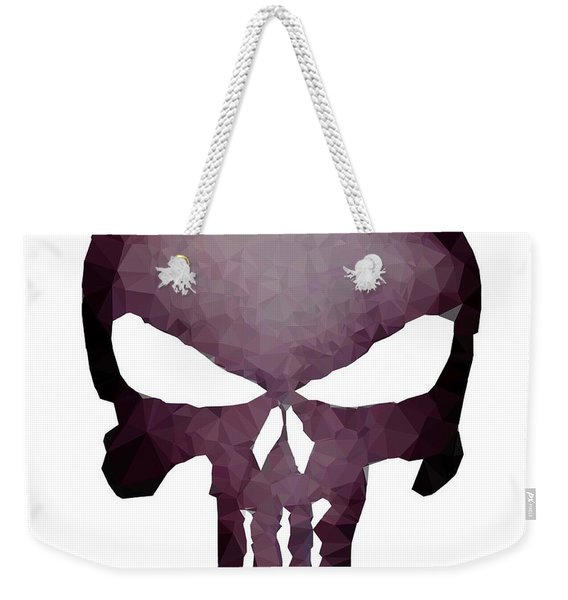 Frank Skull Weekender Tote Bag