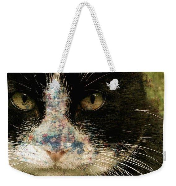 Frankie Weekender Tote Bag