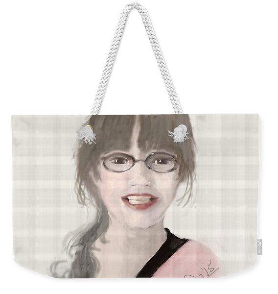 Frannie Weekender Tote Bag
