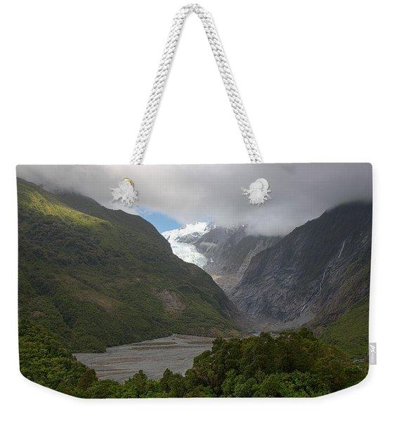 Franz Josef Glacier  Weekender Tote Bag
