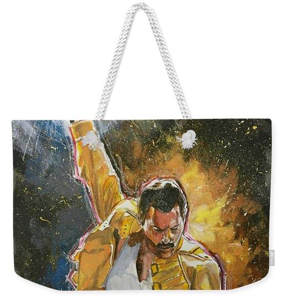 Freddie Weekender Tote Bag