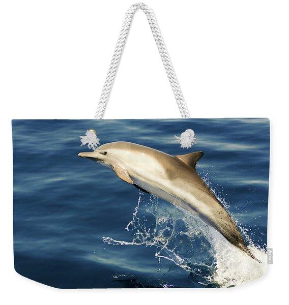 Free Jumper Weekender Tote Bag