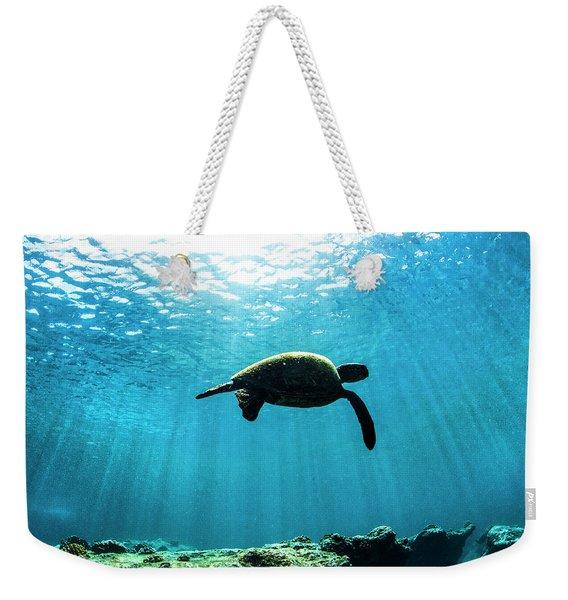 Free. Weekender Tote Bag