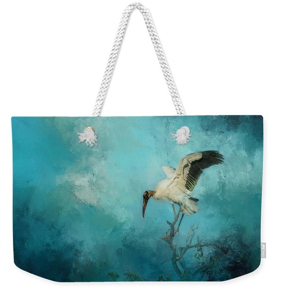 Free Will Weekender Tote Bag